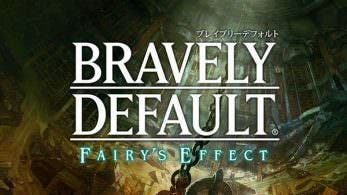 Gameplay de 'Bravely Default: Fairy's Effect'
