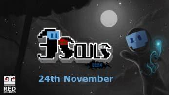 La demo de '3Souls' llegará a la eShop de Wii U la próxima semana