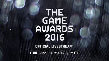 La eShop recibirá descuentos en su catálogo por los Game Awards 2016