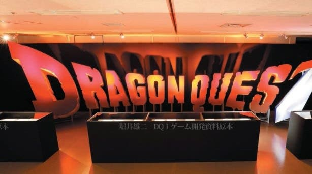El museo de 'Dragon Quest' recibirá merchandising exclusivo y tendrá trenes temáticos