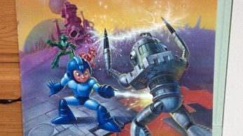 Imágenes de algunas pinturas usadas para varios boxarts de 'Mega Man'