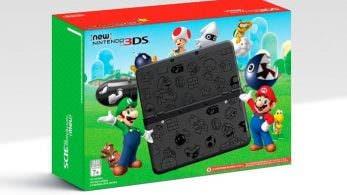 [Act.] Nintendo lanzará dos nuevas ediciones limitadas de New 3DS en Norteamérica
