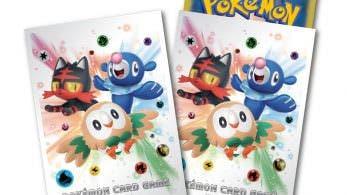 [Act.] Las cartas Pokémon TCG de 'Pokémon Sol y Luna' ya están en camino