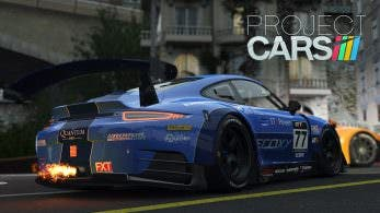No hay planes actuales para lanzar 'Project CARS' en Switch