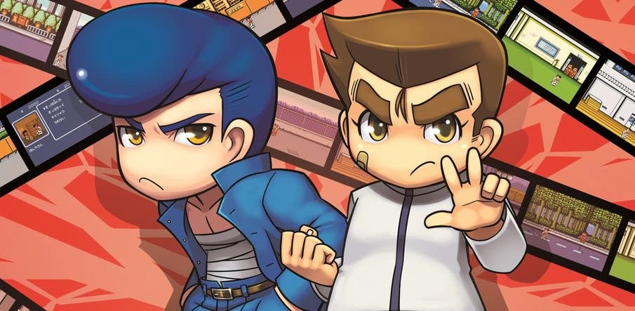 'River City Ransom SP' se luce con un gameplay de 45 minutos