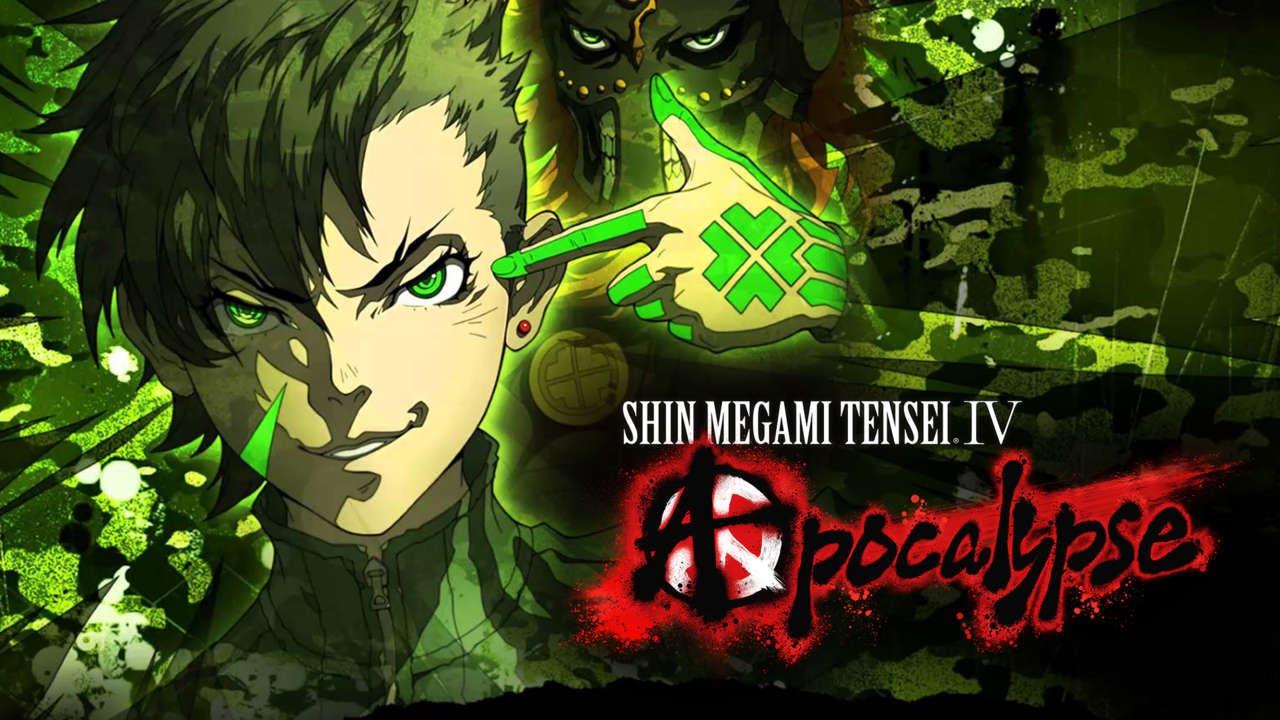 Tráiler de personajes de 'Shin Megami Tensei IV: Apocalypse'