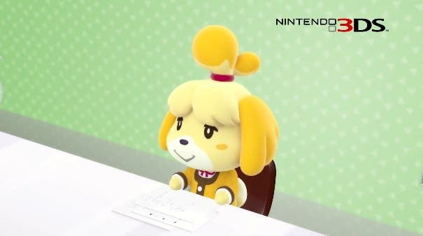 Así se anuncia 'Animal Crossing: New Leaf – Welcome amiibo' en territorio japonés
