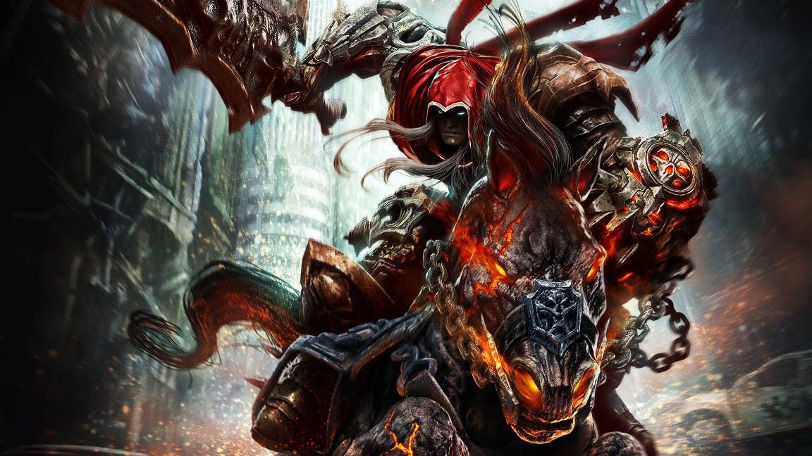 Tráiler de lanzamiento de 'Darksiders Warmastered Edition'