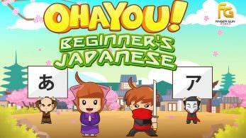 'Ohayou! Beginner's Japanese' se llevará a Switch y 3DS con nuevo contenido