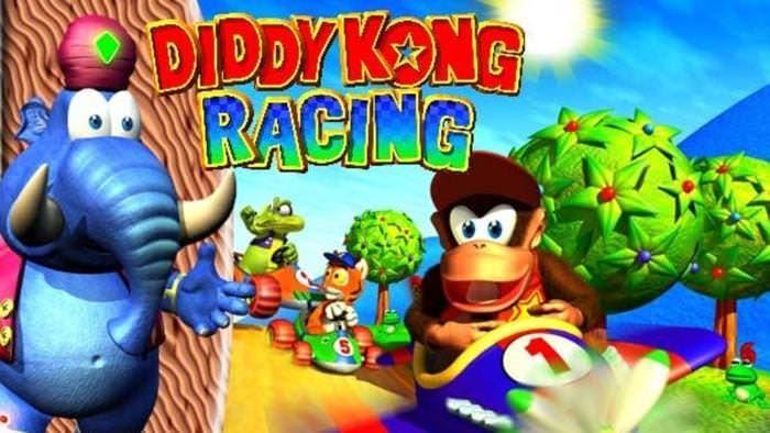 La secuela de 'Diddy Kong Racing' para Game Cube que nunca llegó a ver la luz