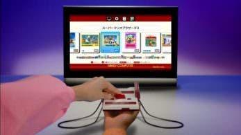 Estilo retro en el nuevo y extenso anuncio japonés de Nintendo Classic Mini: Famicom