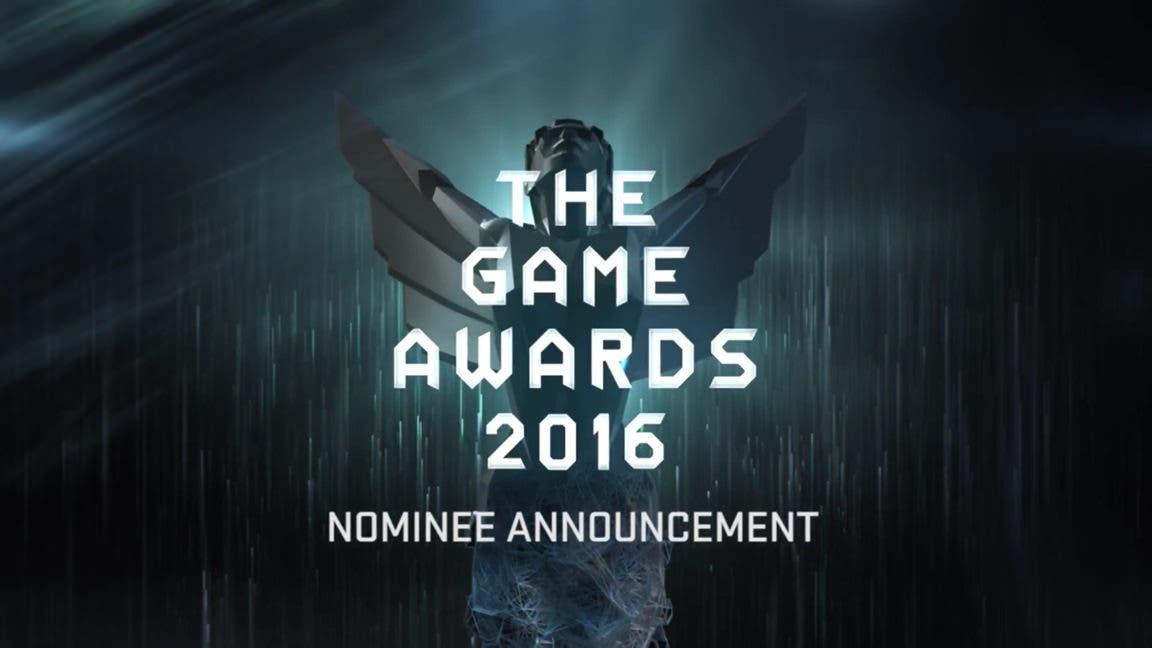 Lista de nominados a los Game Awards 2016