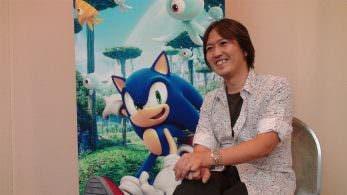 Takashi Iizuka perdió 10 kilos en el desarrollo de 'Sonic Heroes'
