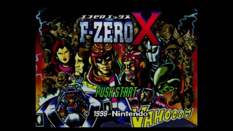 'F-Zero X' de la Consola Virtual de Wii U cuenta con problemas de control importantes