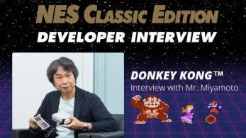Entrevista íntegra a Miyamoto sobre la Nintendo Classic Mini: NES