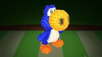 Nintendo detalla la opción de personalización en 'Poochy & Yoshi's Woolly World'