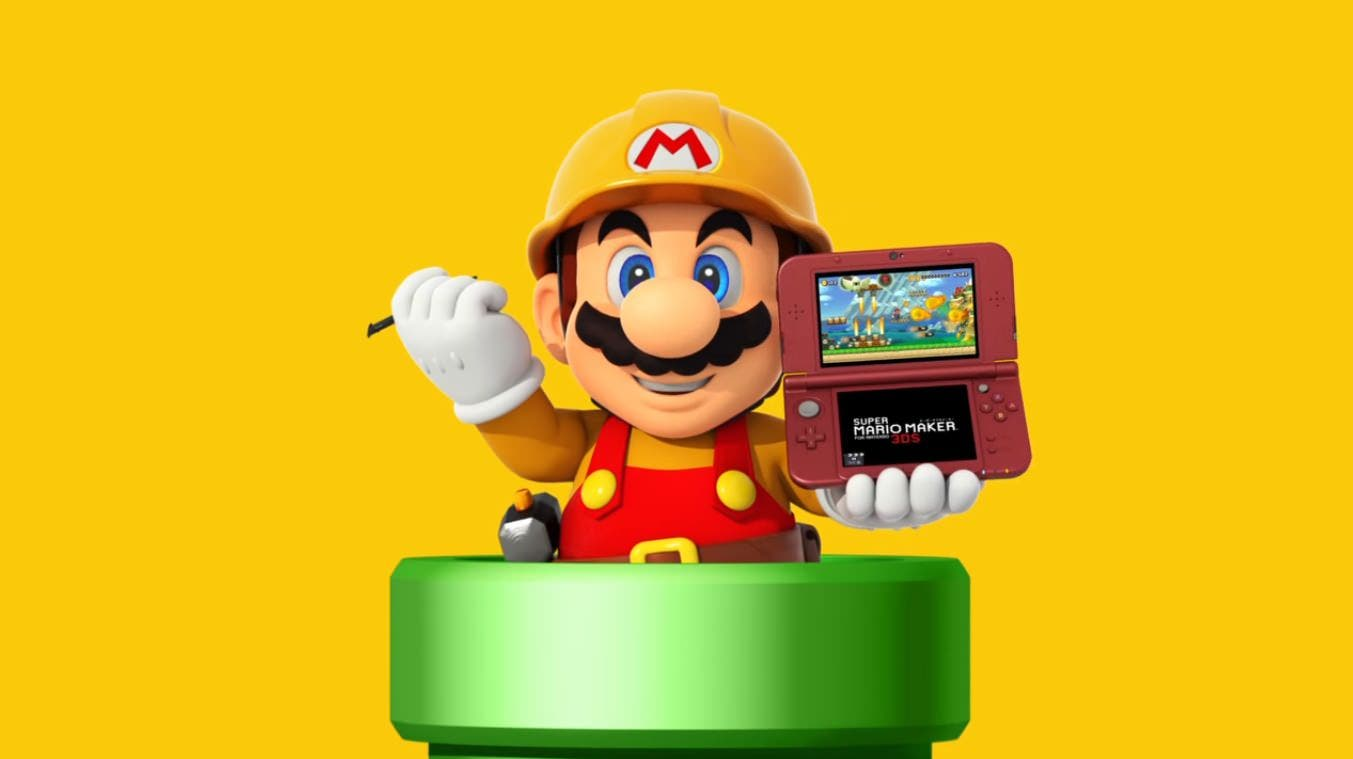 Nuevos anuncios japoneses de 'Super Mario Maker for 3DS' y 'Miitopia'