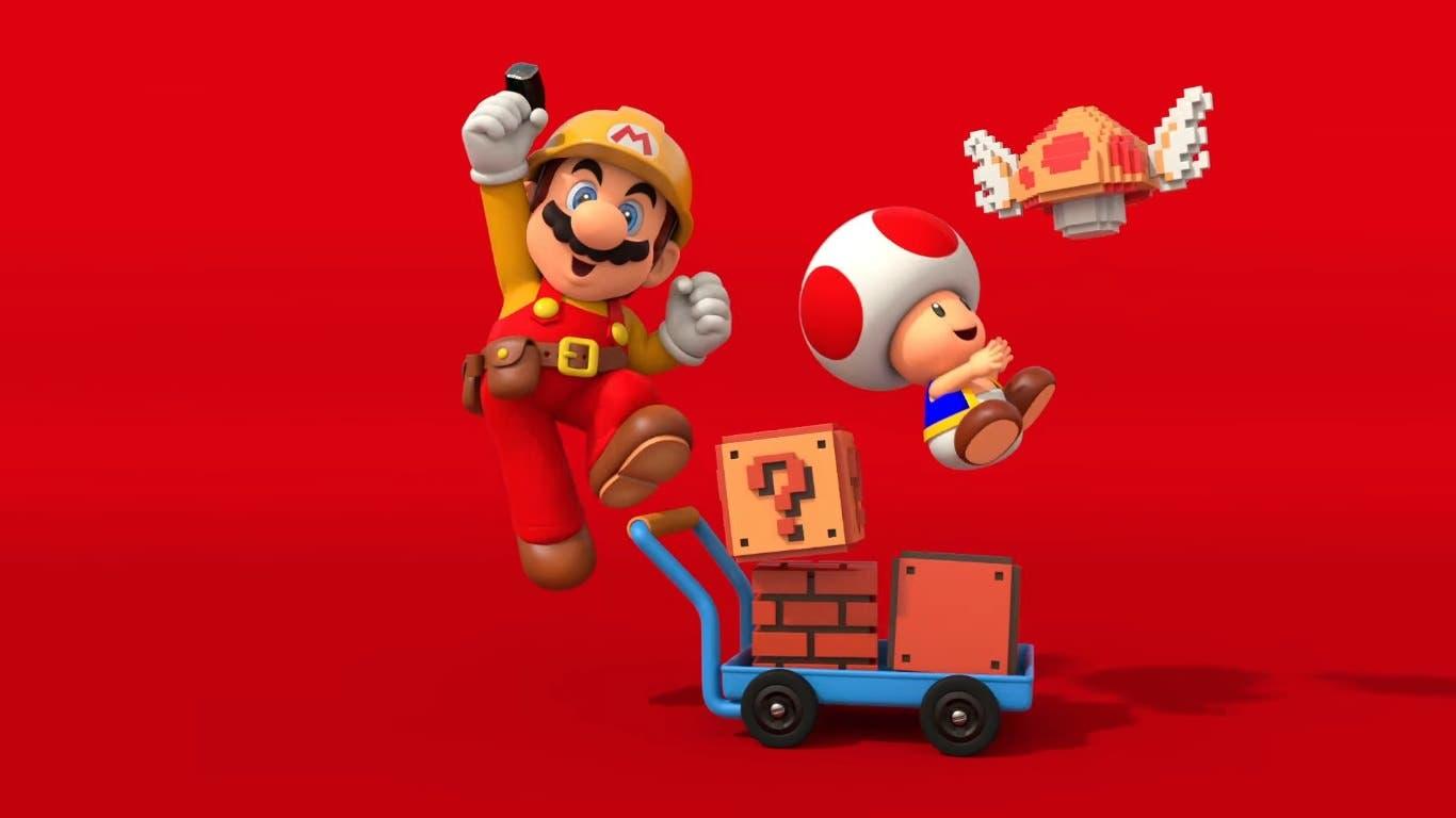 Echa un vistazo al anuncio americano de 'Super Mario Maker for 3DS'
