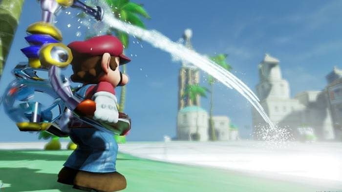 No te pierdas esta espectacular recreación de 'Super Mario Sunshine' con Unreal Engine 4