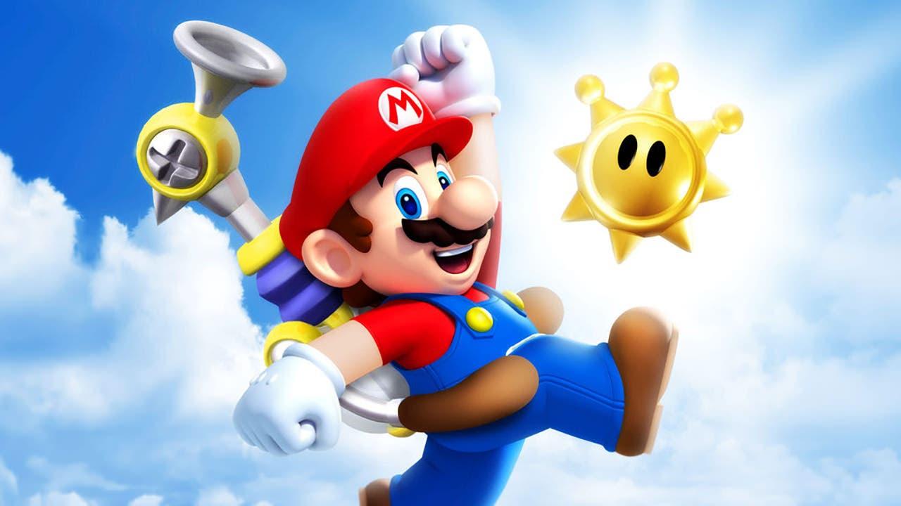 Así luciría 'Super Mario Sunshine' en calidad 4K