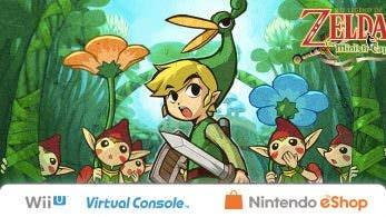 'The Legend of Zelda: The Minish Cap' cumple 12 años desde su lanzamiento