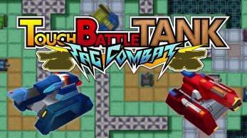 Tráiler de presentación de 'Touch Battle Tank – Tag Combat'