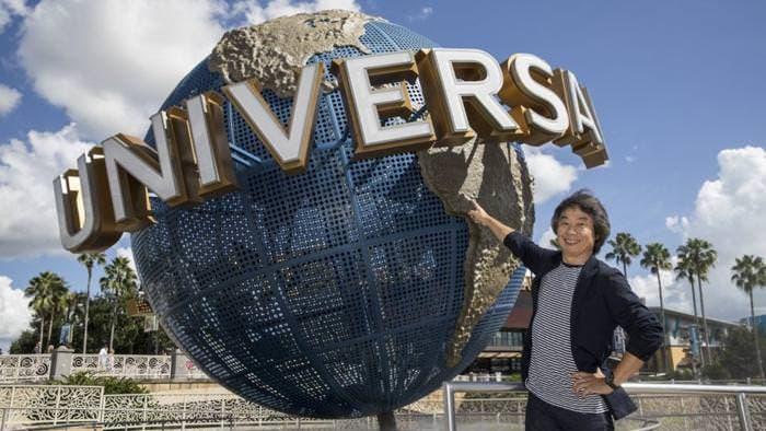 Nintendo confirma su presencia en parques temáticos Universal