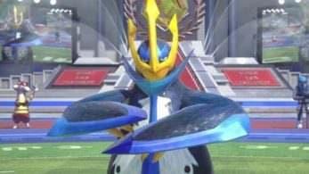 [Act.] Empoleon se luce en un nuevo gameplay de 'Pokkén Tournament'