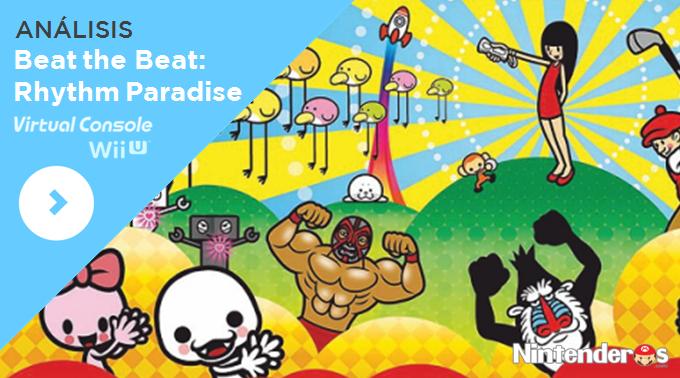 [Análisis] 'Beat the Beat: Rhythm Paradise' (CV de Wii U)