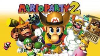 'Mario Party 2' y 'Castlevania Dracula X' llegan mañana a la CV americana