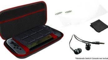 EB Games anuncia los primeros accesorios para Switch, incluyendo un cable de carga USB