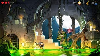 Lizardcube revela cómo surgió la idea de Wonder Boy: The Dragon's Trap
