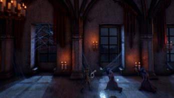 Konami ordena la cancelación de un remake fan en Unreal Engine del 'Castlevania' original