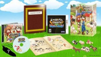 Unboxing de la edición limitada de 'Harvest Moon: Skytree Village'