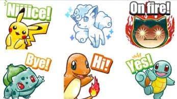 Nuevos stickers de Pokémon para iMessage llegan a la App Store japonesa