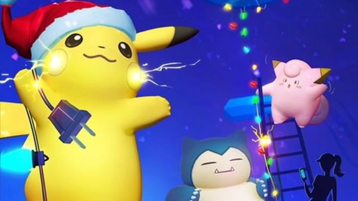 Lista actualizada de los nuevos Pokémon que el evento navideño ha traído a 'Pokémon GO'