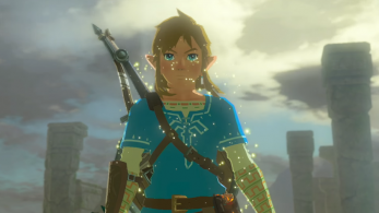 El tráiler de los Game Awards de 'Zelda: Breath of the Wild' ya supera el millón de visitas
