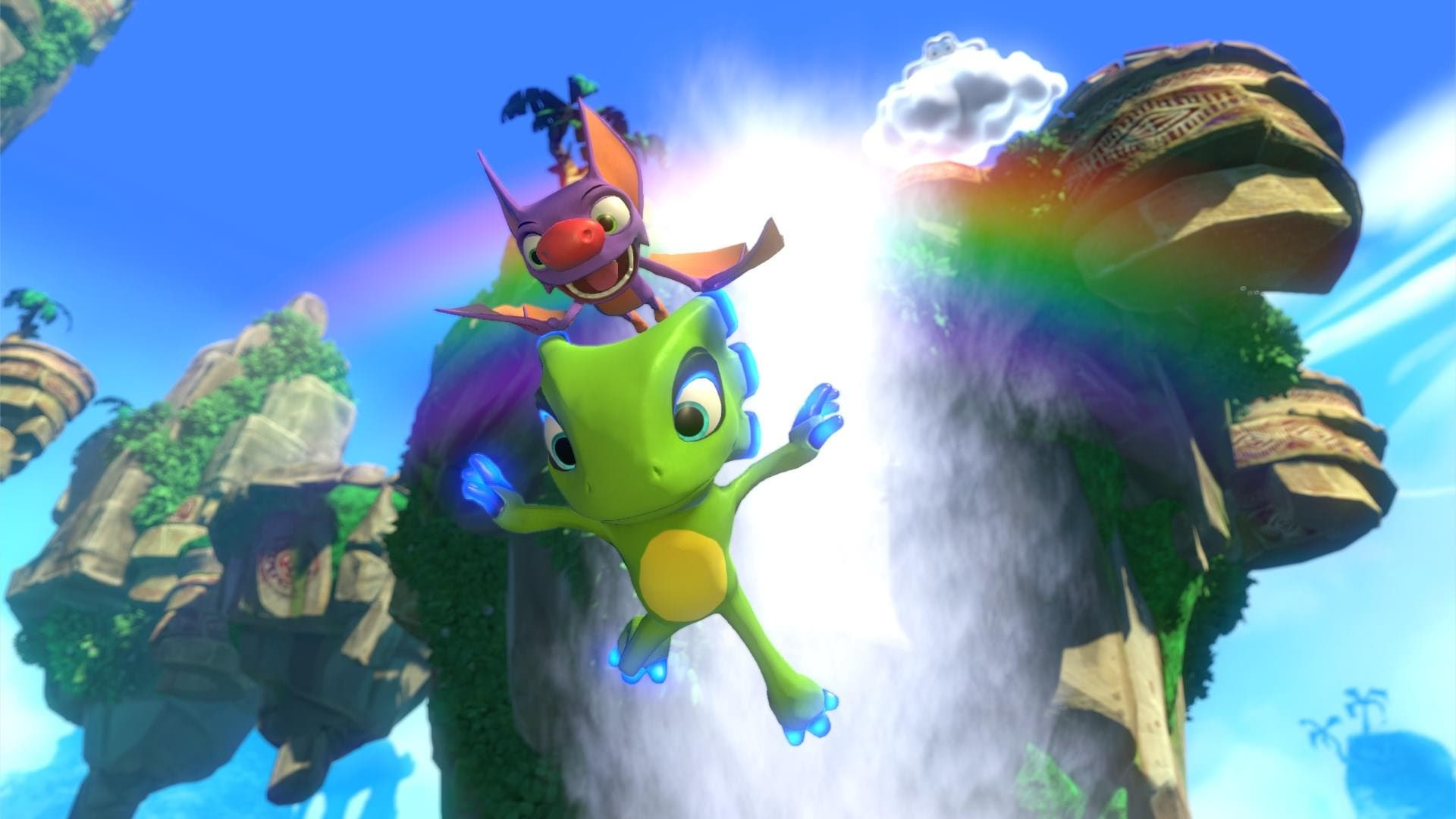 [Act.] La pre-carga de Yooka-Laylee ya está disponible en la eShop de Switch