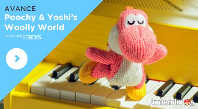 [Avance] 'Poochy & Yoshi's Woolly World'