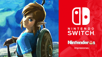 [Impresiones] Probamos 'The Legend of Zelda: Breath of the Wild' en Nintendo Switch