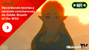 [Vídeo] Recordando teorías y sacando conclusiones de 'Zelda: Breath of the Wild'