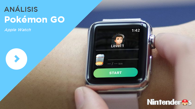 [Análisis] 'Pokémon GO' para Apple Watch