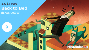 [Análisis] 'Back to Bed' (eShop Wii U)