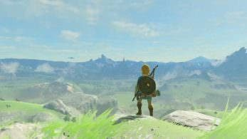 El mapa de The Legend of Zelda: Breath of the Wild está basado en Kioto