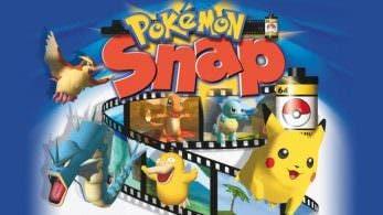 [Act.] 'Pokémon Snap' debutará por fin en la CV americana de Wii U mañana mismo