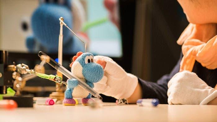 [Act.] Así fue el laborioso proceso de creación de los adorables cortos animados de 'Poochy & Yoshi's Woolly World'