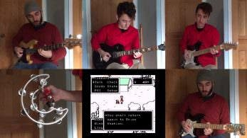 No te pierdas este genial cover del tema invernal de 'EarthBound Beginnings'