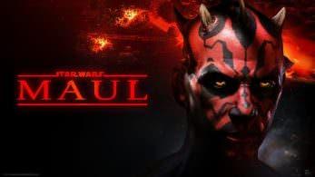 Nuevos artes de 'Star Wars: Darth Maul', título cancelado de Wii U
