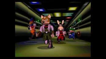 'Star Fox 64' llegará mañana a la CV americana de Wii U