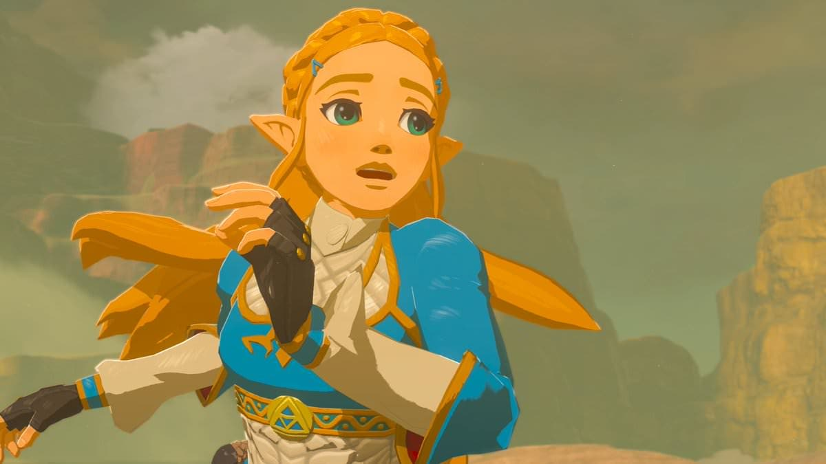 Así luce el primer tráiler chino de The Legend of Zelda: Breath of the Wild